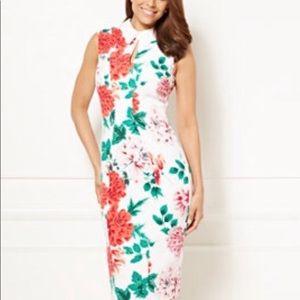 Eva Mendes Collection Josephine Sheath Dress